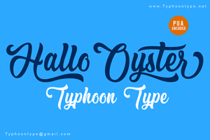 Hallo Oyster (Personal Use)