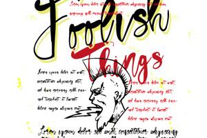Vtks Foolish Things