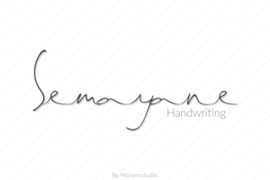 Semayane Handwriting