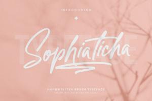 Sophiaticha Regular