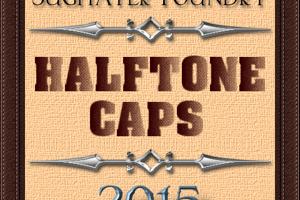 Halftone CAPS