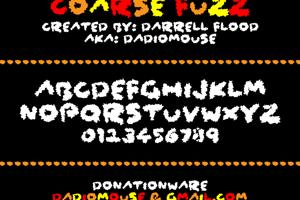 Coarse Fuzz