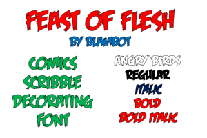 Feast of Flesh BB