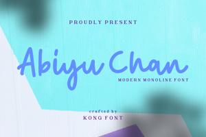 Abiyu Chan