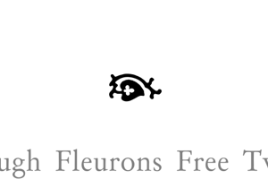 Rough Fleurons Free Two