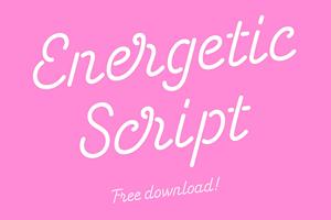 Energetic Script