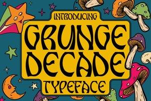 Grunge Decade