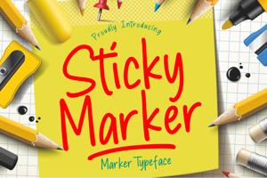 Sticky Marker