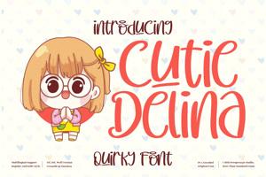 Cutie Delina
