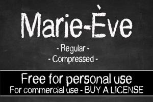 CF Marie Eve