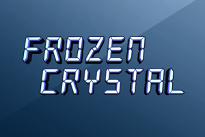Frozen Crystal