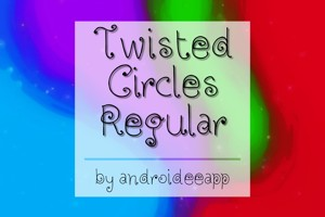 Twisted Circles Regular
