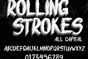 ROLLING STROKES  DEMO