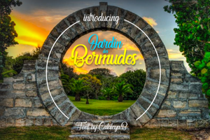 Jardin des Bermudes