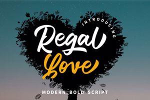 Regal Love