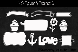 KG Flavor And Frames Six