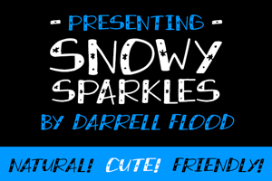 Snowy Sparkles