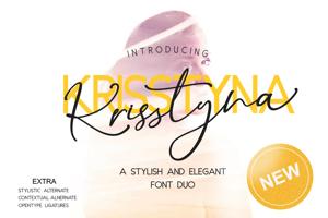 Krisstyna Font Duo