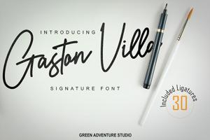 Gaston Villa