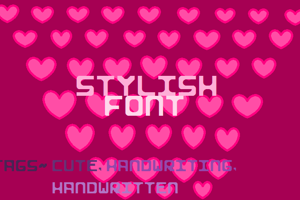 Stylish I