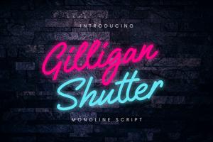 Gilligan Shutter