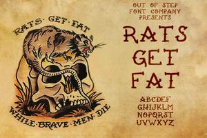 Rats Get Fat
