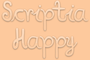 Scriptia Happy