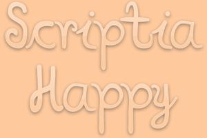 Scriptia Happy