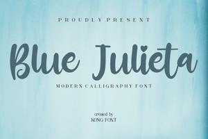Blue Julieta