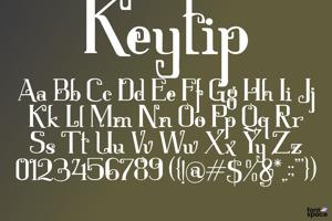 Keytip