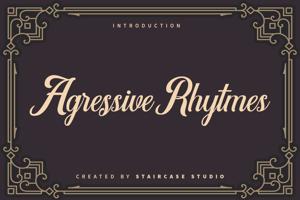 Agressive Rhytmes