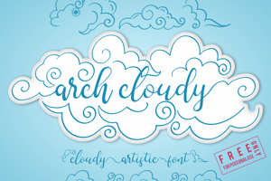arch cloudy
