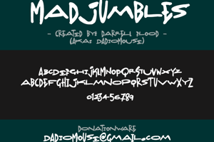 Madjumbles