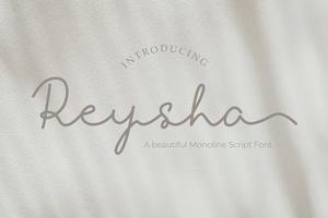 Reysha