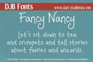 DJB Fancy Nancy