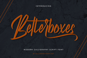 Betterboxes