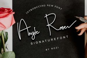 Angle Rose