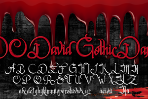 DO David Gothic Dark