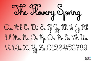 The Flowery Spring