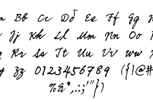 DDIHandwriting
