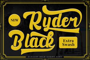 Black Ryder