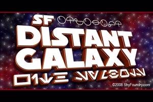 SF Distant Galaxy
