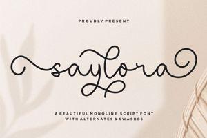saylora