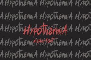 HypotermiA