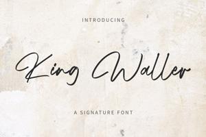 King Waller