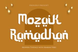 mozaik ramadhan