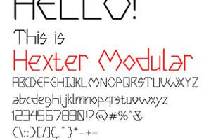Hexter Modular