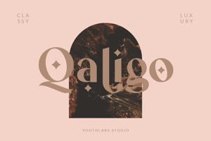 Qaligo Sans