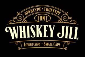Whiskey Jill