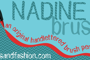 NADINE brush